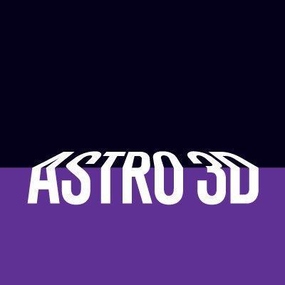 ASTRO3D logo